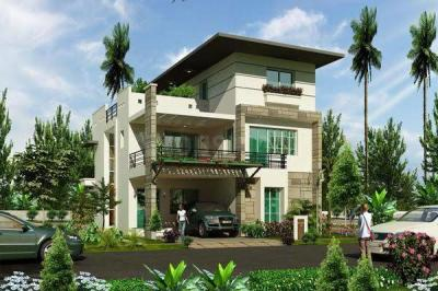 Gallery Cover Image of 3500 Sq.ft 3 BHK Villa for buy in Bandlaguda for 25500000