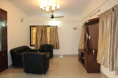 Gallery Cover Image of 1980 Sq.ft 3 BHK Apartment for rent in VRR Heritage I, Mahadevapura for 35000