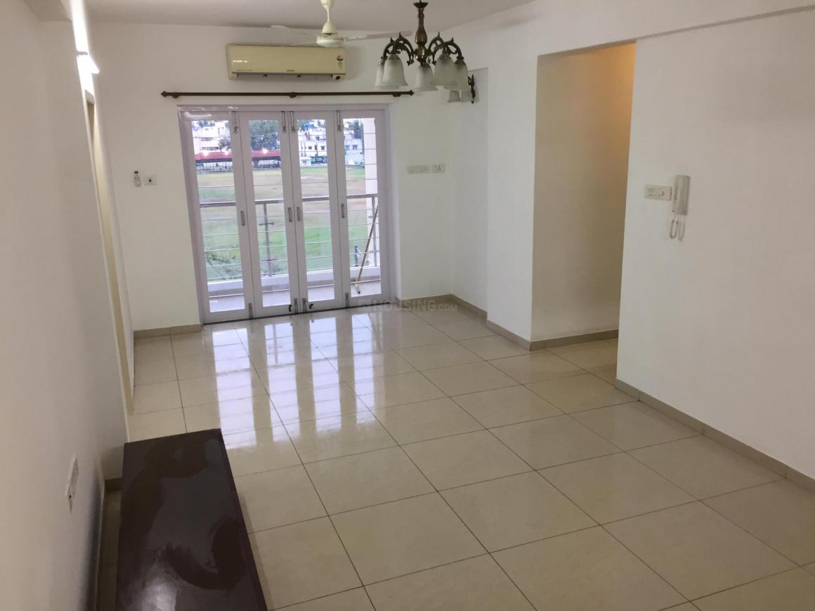 Living Room Image of 1550 Sq.ft 3 BHK Apartment for rent in Thoraipakkam for 40000