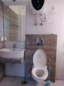 Bathroom Image of Roomzrent Indirapuram in Ahinsa Khand