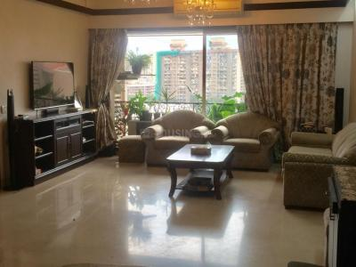 Hall Image of 855 Sq.ft 2 BHK Apartment for buy in Shapoorji Pallonji BKC 28, Bandra East for 25000000