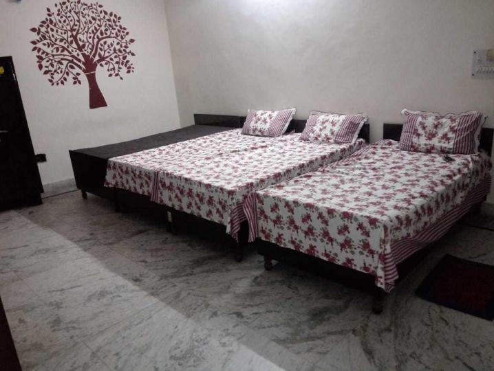 Bedroom Image of Disha Girls P.g in Sector 43