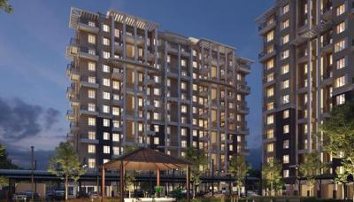 Gallery Cover Image of 712 Sq.ft 1 BHK Apartment for buy in Wagholi for 3300000