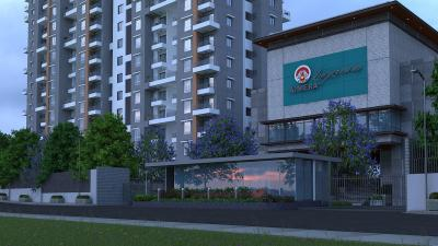 Gallery Cover Image of 1008 Sq.ft 2 BHK Apartment for buy in Ajmera Group Lugaano, Yelahanka New Town for 5590000