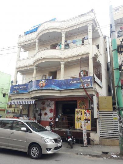 जेपी नगर में नायक मेंस पीजी में बिल्डिंग की तस्वीर