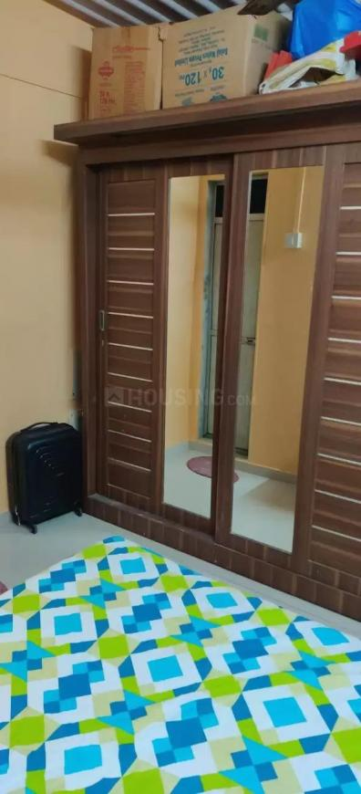 Bedroom Image of 500 Sq.ft 2 BHK Independent House for buy in Kandivali West for 6500000
