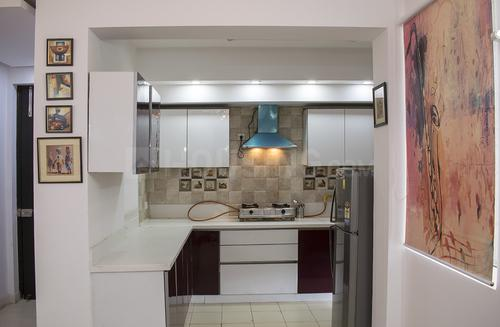 Kitchen Image of Deepti House Fbd in Sector 37
