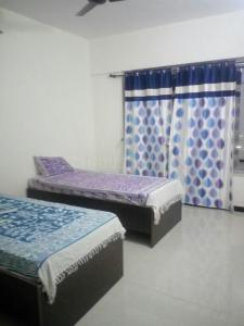 Bedroom Image of PG 4195409 Kasarvadavali in Kasarvadavali, Thane West