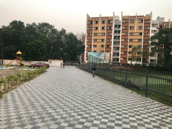 Building Image of 1320 Sq.ft 3 BHK Apartment for buy in SGIL Gardenia, Rajpur Sonarpur for 5550000