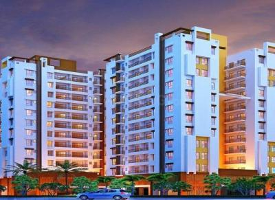 Gallery Cover Image of 1234 Sq.ft 3 BHK Apartment for buy in The Ektaa Lotus, Topsia for 7527400