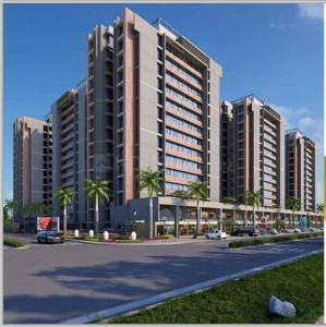 Gallery Cover Image of 1530 Sq.ft 3 BHK Apartment for rent in Near Nirma University On SG Highway for 16500