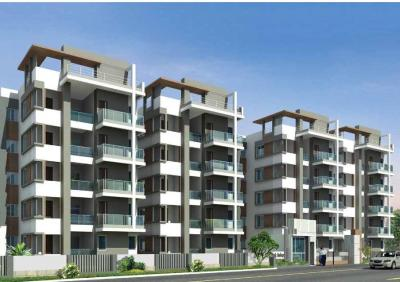 Gallery Cover Image of 1650 Sq.ft 3 BHK Apartment for buy in Whitefield for 9589800