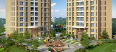 Gallery Cover Image of 1300 Sq.ft 3 BHK Apartment for buy in Thane West for 15000000