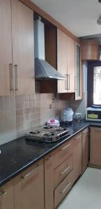 Kitchen Image of Rainbow PG in Malviya Nagar