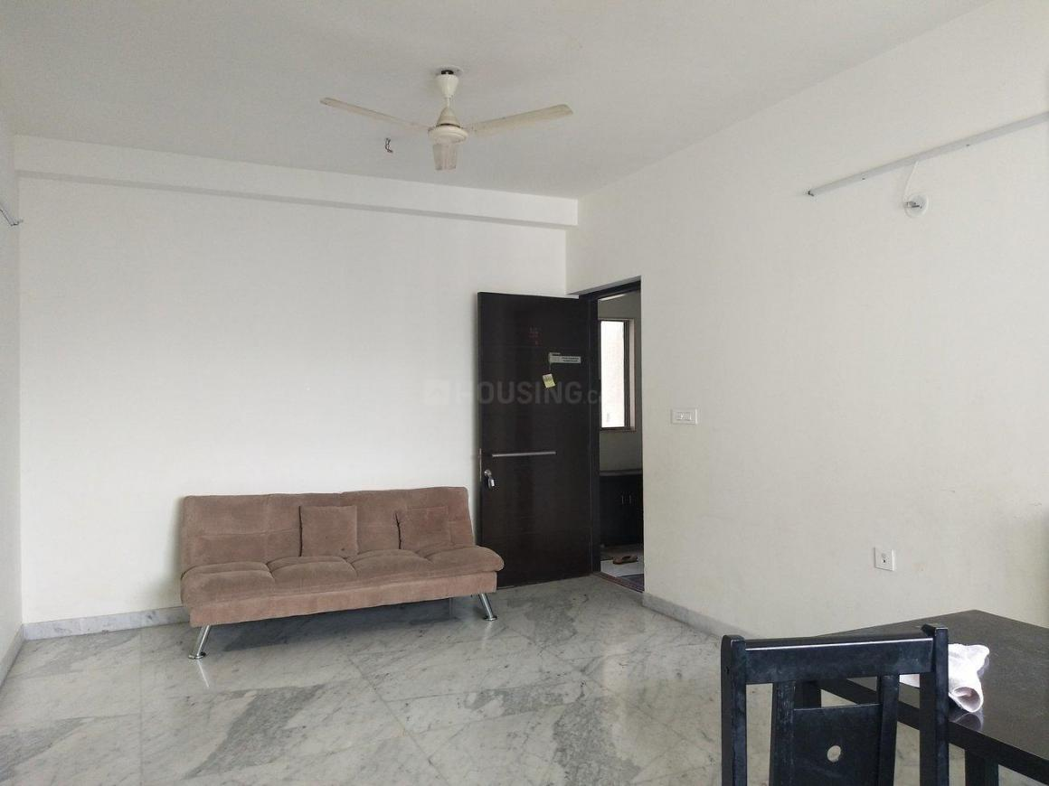 Living Room Image of 1200 Sq.ft 2 BHK Apartment for rent in Thane West for 30000
