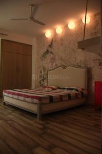 Bedroom Image of 900 Sq.ft 2 BHK Independent Floor for buy in Malsi for 3700000