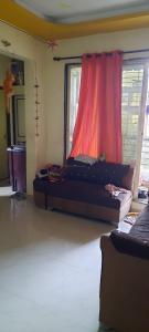 Gallery Cover Image of 523 Sq.ft 1 BHK Apartment for rent in Shree Sai Darshan, Kumbharkhan Pada for 9000