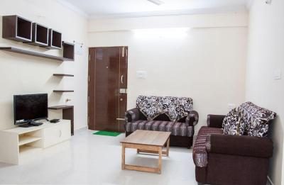 Living Room Image of PG 4643038 K R Puram in Krishnarajapura