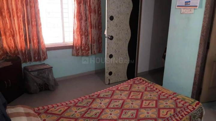Bedroom Image of 1050 Sq.ft 2 BHK Apartment for rent in Kamothe for 13000