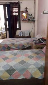 Bedroom Image of Jagdamba PG in Sector 21