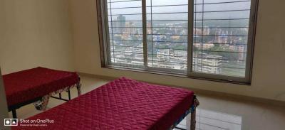 पवई में पीजी पवई भांडूप के बेडरूम की तस्वीर