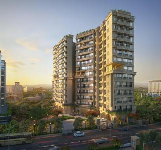 Gallery Cover Image of 1000 Sq.ft 2 BHK Apartment for buy in Chembur for 18900000