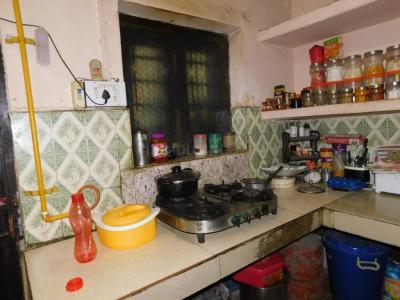Kitchen Image of Aashiyana PG in Sector 9