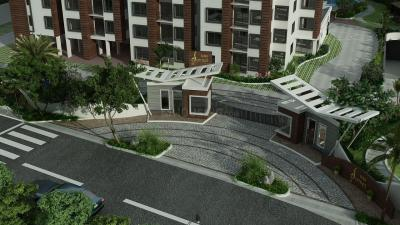 Gallery Cover Image of 1305 Sq.ft 3 BHK Apartment for buy in Sumo Sonnet, Muneshwara Nagar for 9174000