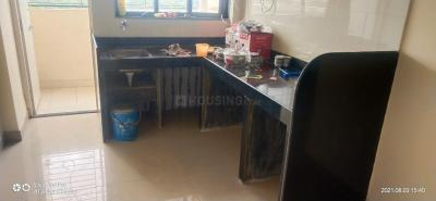 Kitchen Image of Oxotel Paying Guest Accommodation in Bhandup West
