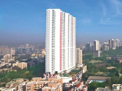 Gallery Cover Image of 1090 Sq.ft 2 BHK Apartment for rent in Romell Aether Wing B2 Phase 1A Phase 1B And Tower B2, Goregaon East for 46000