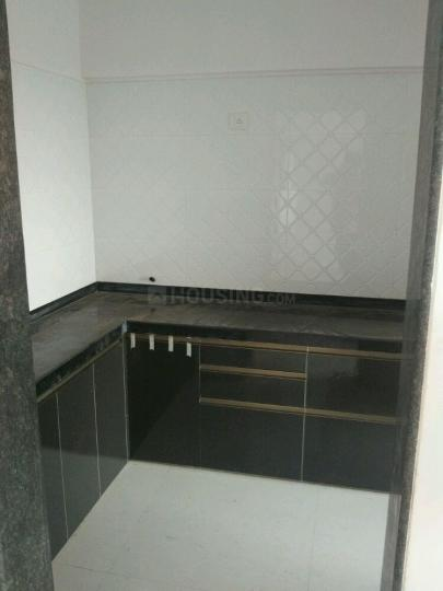 Kitchen Image of 651 Sq.ft 2 BHK Apartment for rent in Mira Road West for 18000