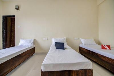 Bedroom Image of Oyo Life Pun559 Near Qubix Sez Blue Ridge in Hinjewadi