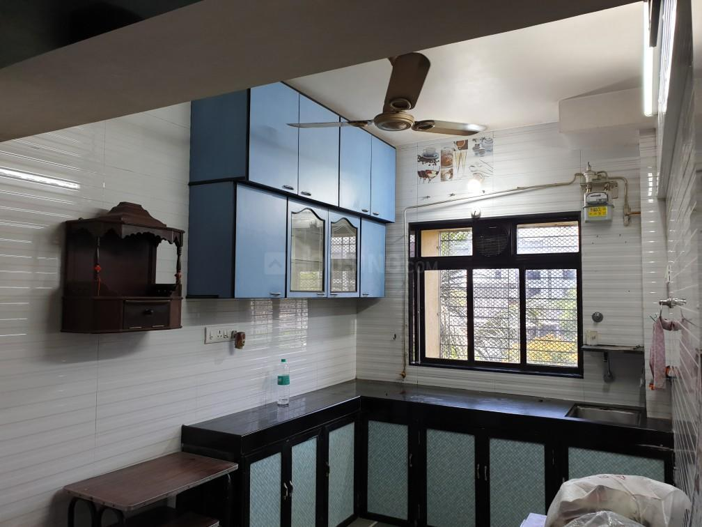 Kitchen Image of 350 Sq.ft 1 RK Apartment for buy in Vikhroli East for 5500000