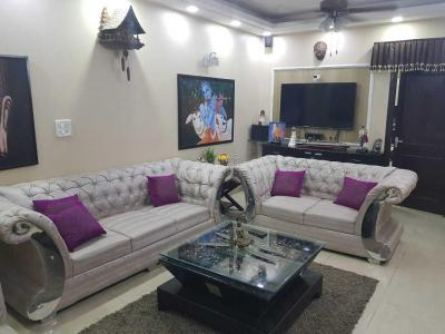 Gallery Cover Image of 1700 Sq.ft 3 BHK Independent Floor for rent in Sector 50 for 37000