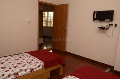 Bedroom Image of Gayathri Luxury Mens PG in Vasanth Nagar