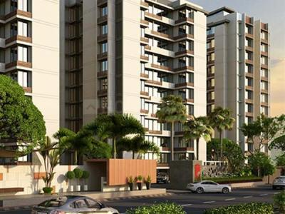 Gallery Cover Image of 895 Sq.ft 2 BHK Apartment for buy in Ganesh Malabar County, Chharodi for 4525000