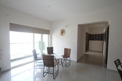 Gallery Cover Image of 1500 Sq.ft 3 BHK Apartment for rent in Jakkur for 29000