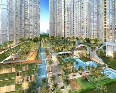 Gallery Cover Image of 1500 Sq.ft 3 BHK Apartment for buy in Runwal Bliss-Daffodil, Kanjurmarg East for 30000000