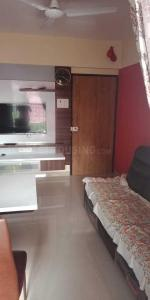 Gallery Cover Image of 680 Sq.ft 1 BHK Apartment for rent in Ulwe for 11000