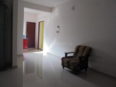 Gallery Cover Image of 850 Sq.ft 1 BHK Apartment for rent in Olympia Opaline, Semmancheri for 16000