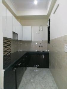 Gallery Cover Image of 1358 Sq.ft 3 BHK Independent Floor for rent in Chhattarpur for 22000