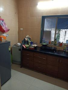 Kitchen Image of Room For Male/female In 2bhk Flat in Mahim