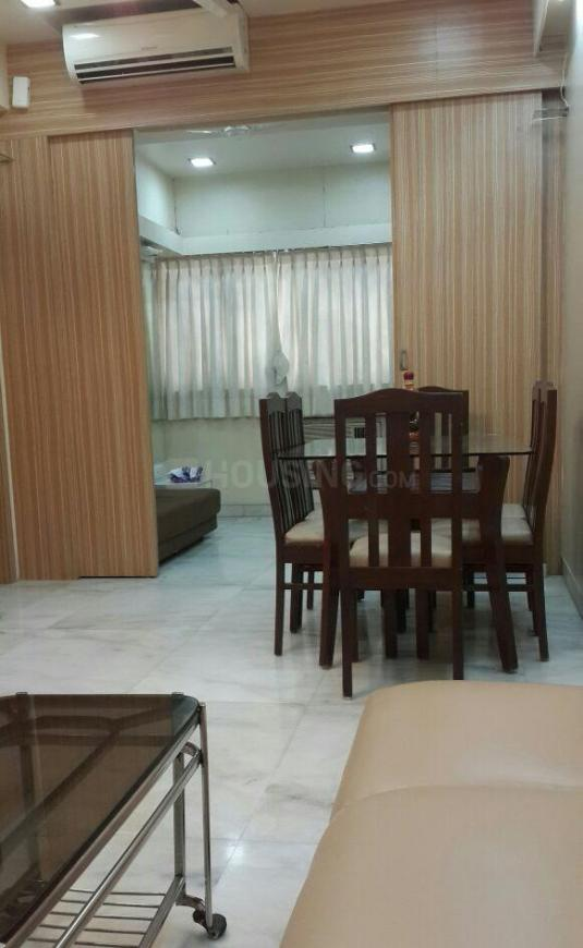 Dining Area Image of 500 Sq.ft 2 BHK Apartment for rent in Tardeo for 65000