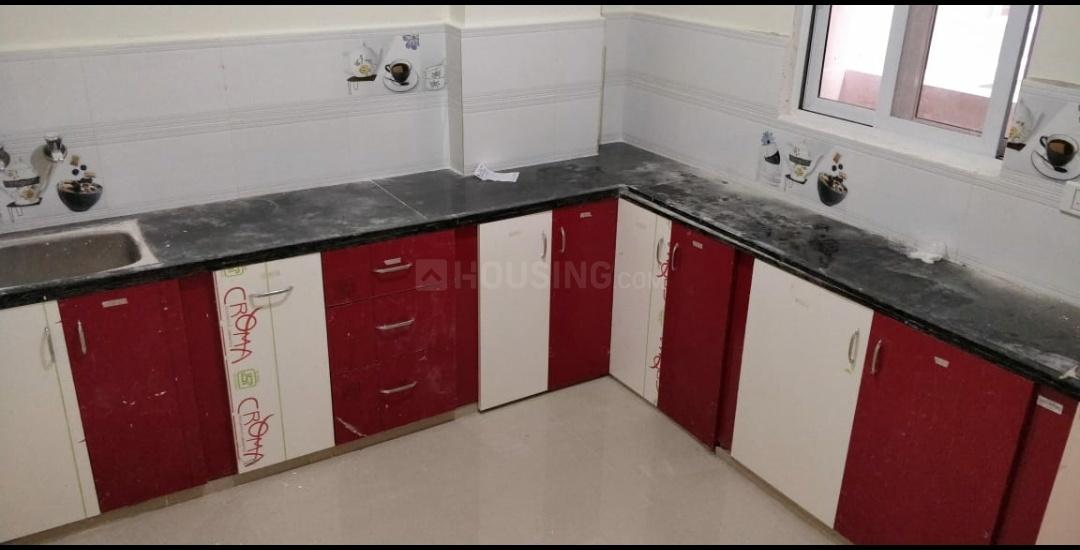 Kitchen Image of 1450 Sq.ft 3 BHK Apartment for rent in Nanakram Guda for 28000