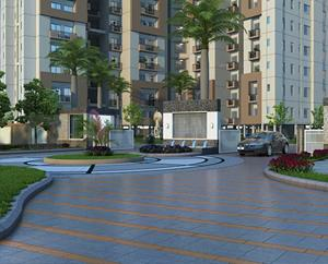 Gallery Cover Image of 1390 Sq.ft 4 BHK Apartment for buy in Andheri East for 26400000