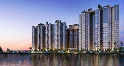 Gallery Cover Image of 612 Sq.ft 2 BHK Apartment for buy in Siddha Eden Lakeville, Dunlop for 4039200