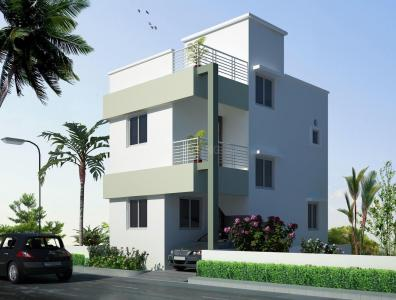 Gallery Cover Image of 757 Sq.ft 2 BHK Villa for buy in Kalavakkam for 3749840
