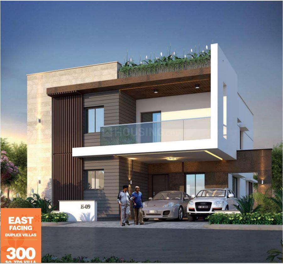 Brochure Image of 3220 Sq.ft 3 BHK Villa for buy in Adibhatla for 14100000