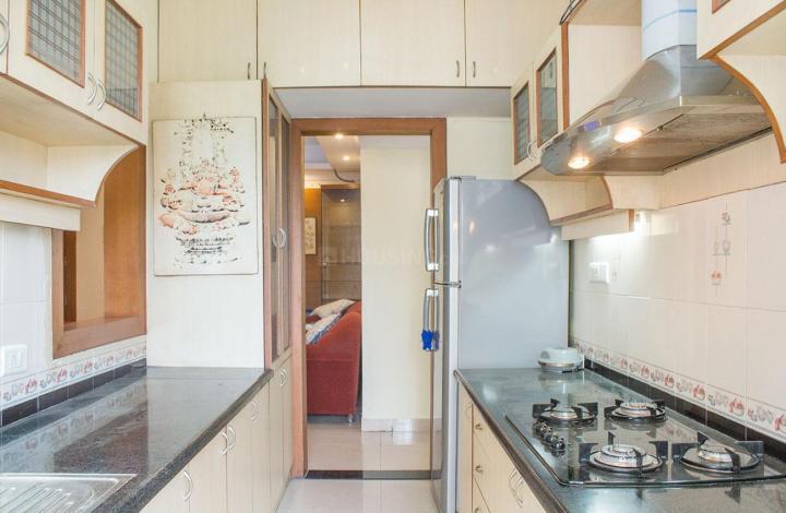 Kitchen Image of 4 Bhk In Platinum City in Sanjaynagar