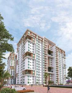 Gallery Cover Image of 693 Sq.ft 1 BHK Apartment for buy in Mana Capitol, Sarjapur Road for 4296600